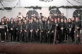 La Banda de Música de Sant Antoni celebra su quinto aniversario