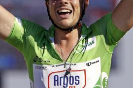 Monopolio Degenkolb, el hombre bala de la Vuelta