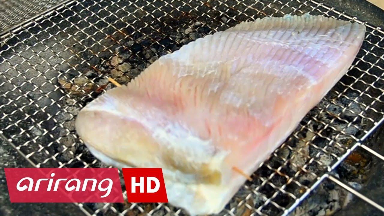 Hongeo, el extraño plato surcoreano que huele como «un baño público o ropa mojada»