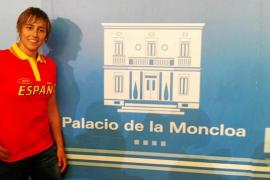 «Un pedacito de las medallas de Mireia Belmonte es mío»