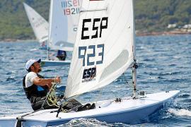 Carlos Roselló se sitúa en la cuarta posición en el Nacional de Ibiza