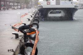 Medio Ambiente afirma que el tanque de tormentas del puerto ha funcionado «perfectamente»