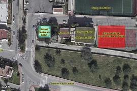 Santa Eulària cede un terreno para el nuevo Centro de Salud en Puig d'en Valls