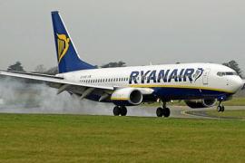 Ryanair reduce las conexiones nacionales que había previsto