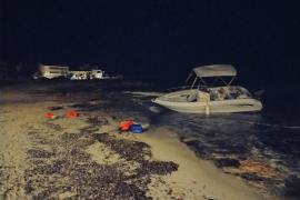Sigue la llegada de pateras a Mallorca: dos menores entre una docena de migrantes localizados
