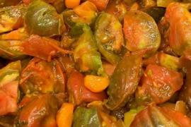 El tomate frito de Chicote que triunfa en Instagram