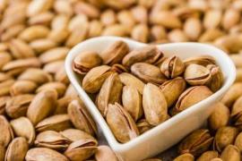 Estas son las propiedades antiinflamatorias y antioxidantes de los pistachos