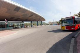 Unidas Podemos Santa Eulària reclama la reactivación de la línea de autobús que une el municipio y Sant Antoni