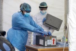 Las Pitiusas registran 44 nuevos contagios y 51 altas de Covid-19