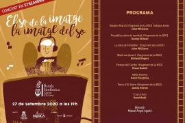 La Banda Simfònica Ciutat d'Eivissa ofrece el domingo un concierto de bandas sonoras de películas