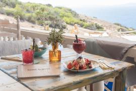 Hostal La Torre Ibiza, donde se unen mar y cielo