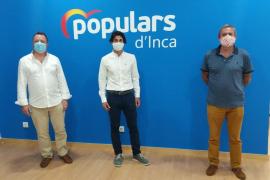 El PP de Inca nombra una gestora presidida por José Pastor