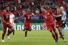 Bayern Munich vs Sevilla FC