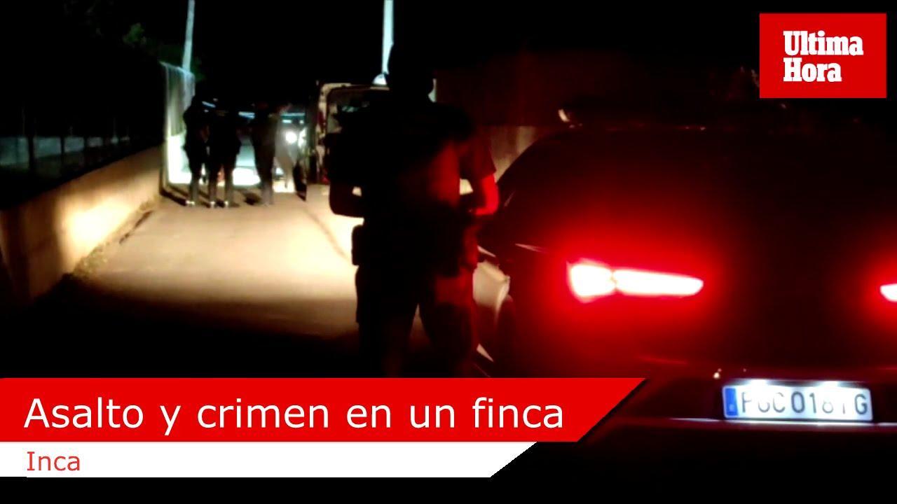 Un fallecido durante un asalto en un finca en Mallorca