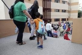 UOB dice que el Govern pasa a los maestros «la responsabilidad de los contagios»