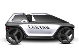 ¿Apostarías por un 'coche' eléctrico a pedales? Canyon sí