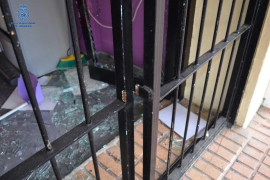 Detenido por dos robos con fuerza en Ibiza un delincuente con más de 20 antecedentes