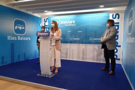 El PP critica que España «no ha pedido ayudas europeas para turismo» y pide alargar ERTEs hasta el 1 de abril de 2021