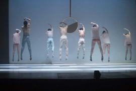 A la venta las entradas del espectáculo de danza 'Tempus fugit'