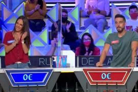 El inesperado gesto de un concursante de 'La ruleta' que termina con final feliz
