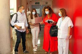 Salut amplía dos días el cribado voluntario en Sant Antoni y Vila tras la baja participación