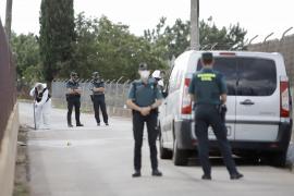 El acusado del crimen de Inca:«He tenido un incidente en mi casa y he herido a un ladrón»
