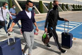 Braian Cufré llega a Mallorca