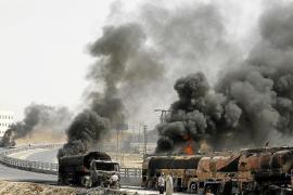 Hollande advierte de una intervención en Siria si Al Asad usa armas químicas
