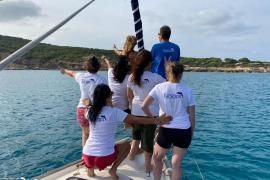 Terapia en el mar para víctimas de violencia de género