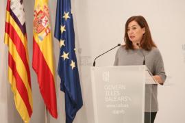 Armengol vuelve a pedir la prórroga de los ERTE coincidiendo con el Día Mundial del Turismo