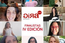Dos ibicencas se consolidan como finalistas de GIRA Mujeres