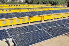 El Consell culmina la instalación de 84 placas fotovoltaicas en la ITV