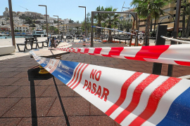 Ibiza registra una muerte por coronavirus este fin de semana