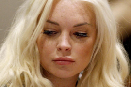 Lindsay Lohan, oficialmente sospechosa del robo de joyas