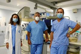 Antoni Serra: «Hemos salvado la vida a más de 40 personas al año en Ibiza»