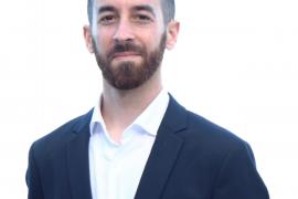 Javier Torres, coordinador insular de Cs en Ibiza