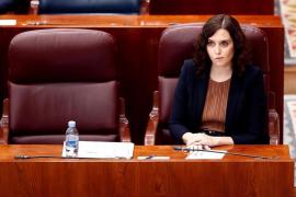 El argumento «falso» de Díaz Ayuso para defender su gestión sanitaria en Madrid