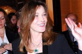 Carla Bruni, en su entrevista más íntima: «Pensaba que el matrimonio era una prisión»