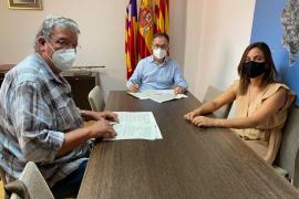 Sant Josep y Cáritas amplían su colaboración para la atención de personas en riesgo de exclusión