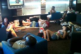 Los usuarios se quejan del «calor agobiante» en el trayecto a Dénia del buque 'Daniya'