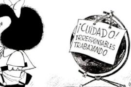 Las frases más míticas de Mafalda
