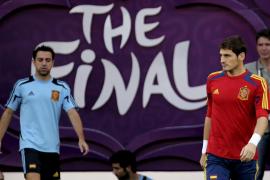Casillas y Xavi optan unidos al Príncipe de Asturias de los Deportes