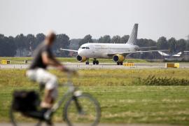 Alarma en Amsterdam por el falso secuestro de un avión de Vueling procedente de Málaga