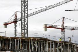 Las reformas turísticas continúan siendo la «esperanza» de la construcción al aumentar un  25,7% este año