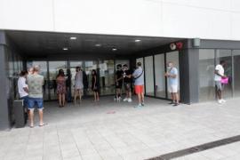 El paro sube un 4,5% en Baleares entre agosto y septiembre y es un 91% superior al de hace un año