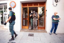 Pasan a disposición judicial los detenidos en una operación antidroga en Ibiza