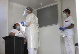 Continúa el descenso de casos activos y hospitalizados por Covid-19 en Ibiza y Formentera