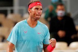 Nadal derrota a Travaglia y ya está en octavos de Roland Garros