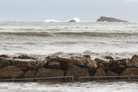 Predicción meteorológica para hoy sábado, 3 de octubre, en Baleares: intervalos de viento fuerte