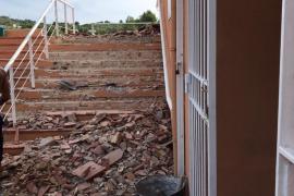 Santa Eulària invierte más de 60.000 € en renovar los vestuarios de los campos de fútbol de Jesús y es Puig d'en Valls